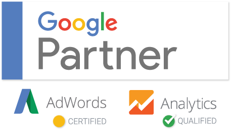 Google Partner and Certification Logo