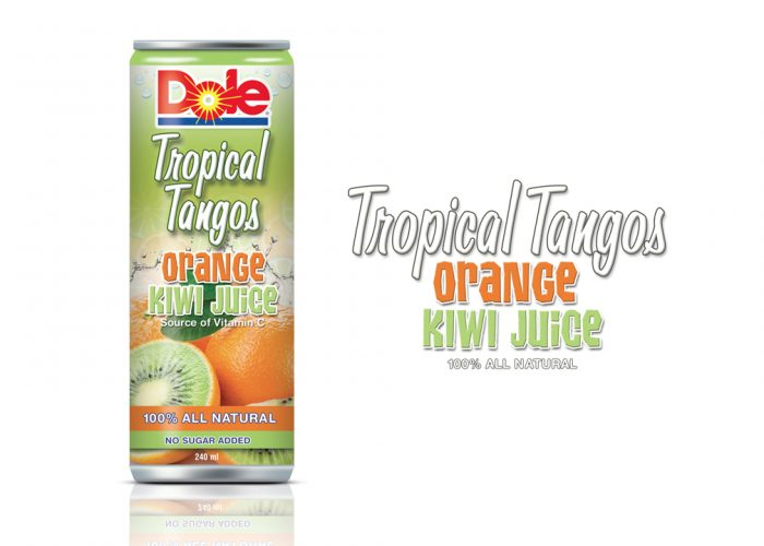 Consumer product packaging design for fruit juice