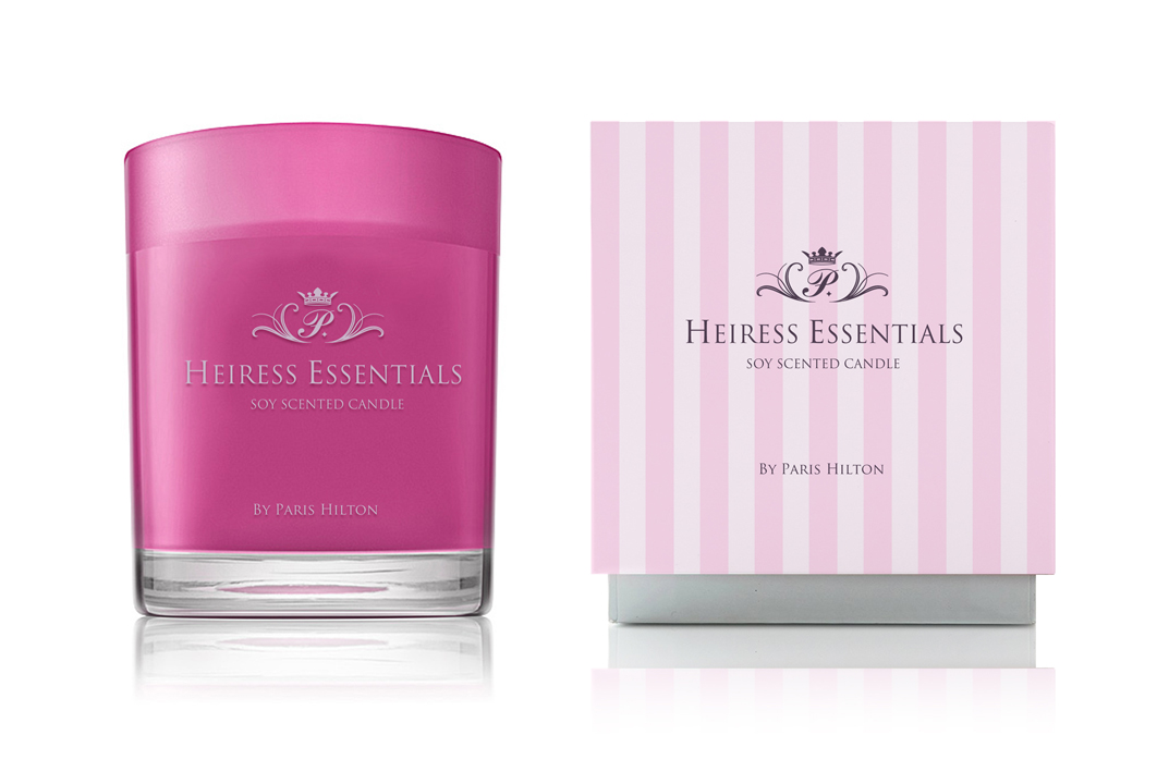 Consumer product packaging design for candles